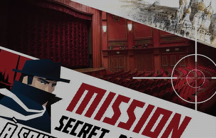 Mission secret défense à Saint Petersbourg - Escape game In Time